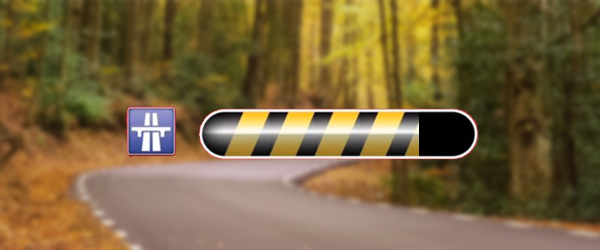 Combien de temps avant de rencontrer un radar fixe sur autoroute êtes-vous prévenu ?