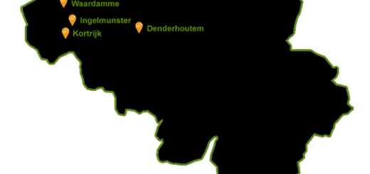 coyote-map SERVICE CENTER NL